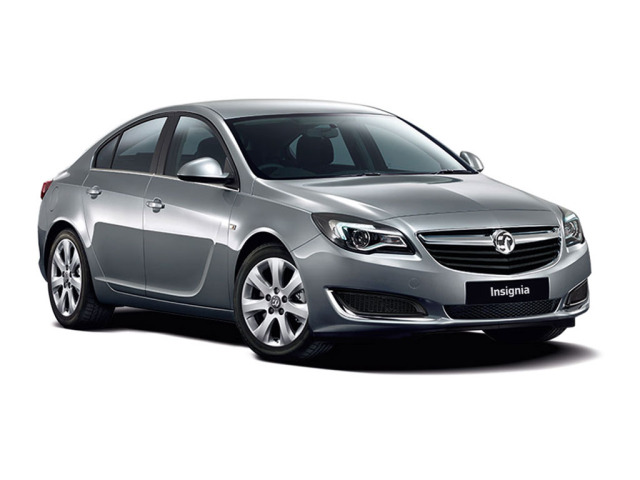 Vauxhall Insignia Taxi