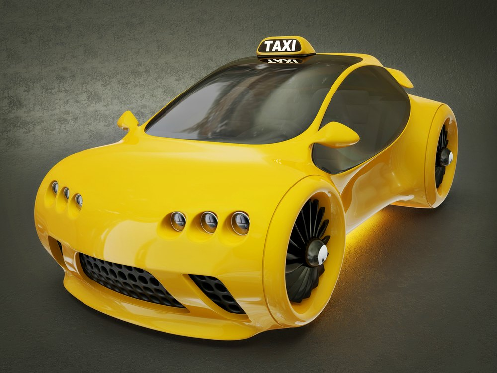 The future of taxi cars